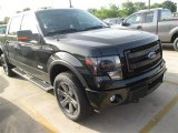 2014 Tuxedo Black Ford F150 FX4 SuperCrew 4x4 #95171920