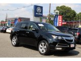 2011 Crystal Black Pearl Acura MDX Technology #95171915