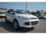 2014 Oxford White Ford Escape SE 2.0L EcoBoost #95172100