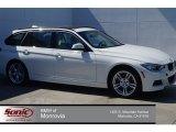 2014 Alpine White BMW 3 Series 328d xDrive Sports Wagon #95172034