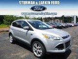 2014 Ingot Silver Ford Escape Titanium 2.0L EcoBoost 4WD #95208305