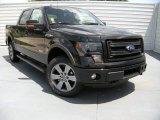 2014 Tuxedo Black Ford F150 FX4 SuperCrew 4x4 #95208387