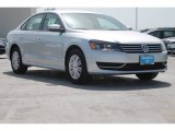 2014 Reflex Silver Metallic Volkswagen Passat 1.8T S #95208642