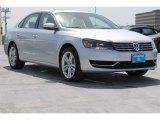 2014 Reflex Silver Metallic Volkswagen Passat TDI SE #95208636