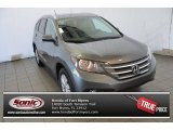 2014 Polished Metal Metallic Honda CR-V EX-L #95208217