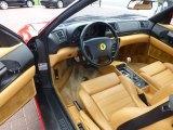 1995 Ferrari F355 Berlinetta Tan Interior
