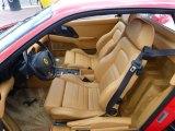 1995 Ferrari F355 Berlinetta Front Seat