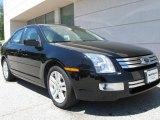 2008 Black Ebony Ford Fusion SEL V6 #9514202