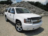 2011 Summit White Chevrolet Suburban LTZ 4x4 #95208625