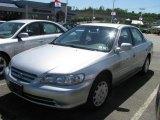 2002 Satin Silver Metallic Honda Accord LX Sedan #9507593