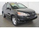 2011 Crystal Black Pearl Honda CR-V EX-L 4WD #95244768