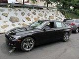 2014 Jet Black BMW 3 Series 335i xDrive Sedan #95245332