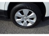 Subaru Outback 2010 Wheels and Tires