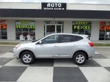 2013 Brilliant Silver Nissan Rogue S Special Edition #95245149