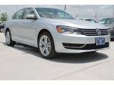 2014 Reflex Silver Metallic Volkswagen Passat 1.8T SE #95245230