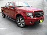 2014 Ruby Red Ford F150 FX2 SuperCrew #95245065