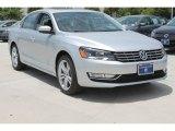 2014 Reflex Silver Metallic Volkswagen Passat 1.8T SEL Premium #95245229
