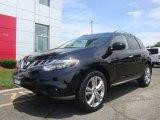2011 Super Black Nissan Murano LE AWD #95245146