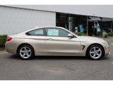 2014 BMW 4 Series Orion Silver Metallic