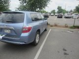 2010 Wave Line Blue Pearl Toyota Highlander Hybrid 4WD #95244712