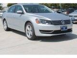2014 Reflex Silver Metallic Volkswagen Passat 1.8T SE #95245215