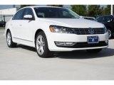 2014 Candy White Volkswagen Passat TDI SE #95245214