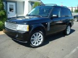 2006 Java Black Pearl Land Rover Range Rover Supercharged #9501289