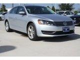 2014 Reflex Silver Metallic Volkswagen Passat 1.8T SE #95245210
