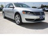 2014 Reflex Silver Metallic Volkswagen Passat 1.8T SE #95245209