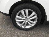 Hyundai Tucson 2012 Wheels and Tires