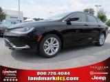 2015 Black Chrysler 200 Limited #95291920