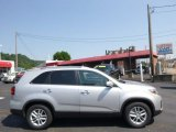 2015 Bright Silver Kia Sorento LX #95291842