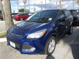 2014 Deep Impact Blue Ford Escape SE 1.6L EcoBoost #95291760
