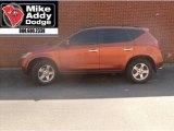 2003 Sunlit Copper Metallic Nissan Murano SL #9512202