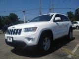 2014 Bright White Jeep Grand Cherokee Laredo 4x4 #95291689