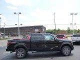 2014 Tuxedo Black Ford F150 FX4 SuperCrew 4x4 #95291822