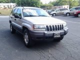 2002 Bright Silver Metallic Jeep Grand Cherokee Laredo 4x4 #95292207