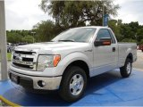 2014 Ford F150 XLT Regular Cab Data, Info and Specs