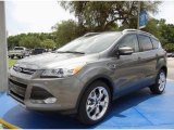 2014 Sterling Gray Ford Escape Titanium 2.0L EcoBoost #95291794