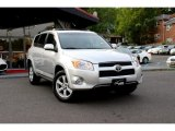 2011 Classic Silver Metallic Toyota RAV4 Limited 4WD #95291647