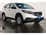 2014 White Diamond Pearl Honda CR-V LX #95331109