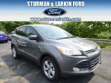 2014 Sterling Gray Ford Escape SE 1.6L EcoBoost 4WD #95331065