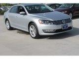 2014 Reflex Silver Metallic Volkswagen Passat TDI SEL Premium #95331259
