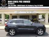 2014 Maximum Steel Metallic Jeep Grand Cherokee Overland 4x4 #95331055