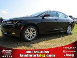 2015 Black Chrysler 200 Limited #95363735