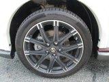 Nissan Juke 2013 Wheels and Tires