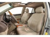 2008 Lexus RX 350 AWD Front Seat