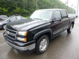 2007 Chevrolet Silverado 1500 Classic LT Crew Cab 4x4 Data, Info and Specs