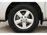 Nissan Rogue 2013 Wheels and Tires