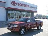 2005 Salsa Red Pearl Toyota Tundra SR5 Access Cab 4x4 #9507585